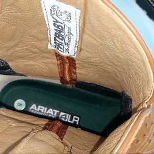 "Ariat Shoes - Ariat ""Fat Baby"" 4 LR Technology Boots"